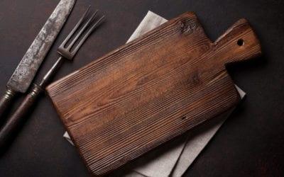 Küchenirrtum #2: Holzschneidebrett